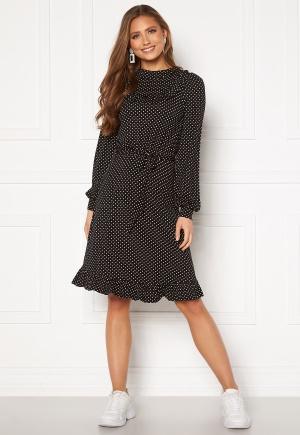 Happy Holly Miranda dress Black 32/34
