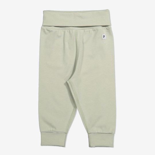 Myk bukse baby lysgrønn