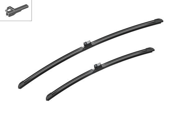 Flatbladesats A452S