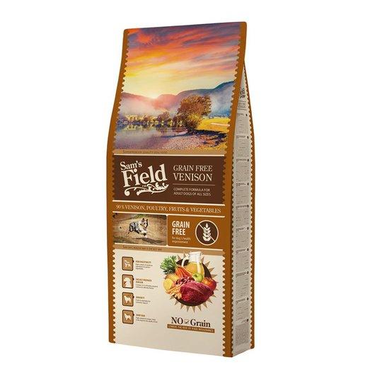 Sam's Field Adult Grain Free Venison (13 kg)