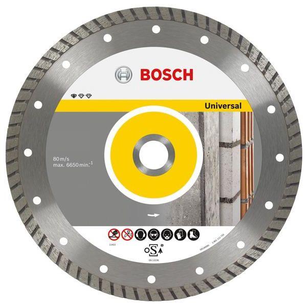 Bosch Standard for Universal Turbo Diamantkappskive 115x22,23mm 1-pakn.