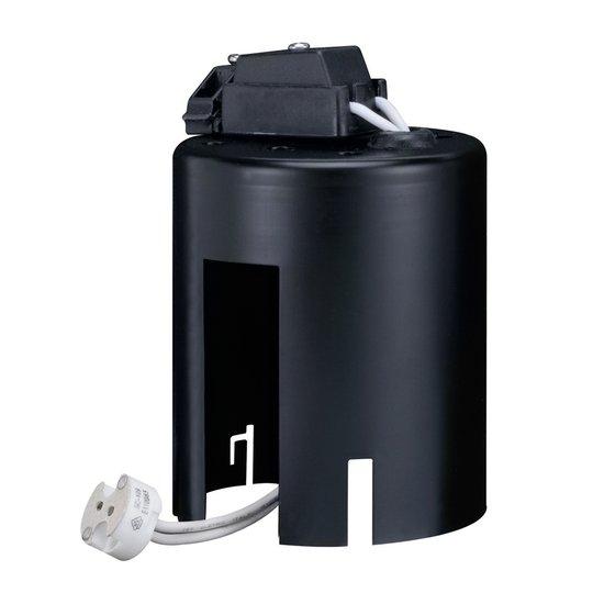 Asennuskappale alumiini-sinkkiuppovalaisimiin