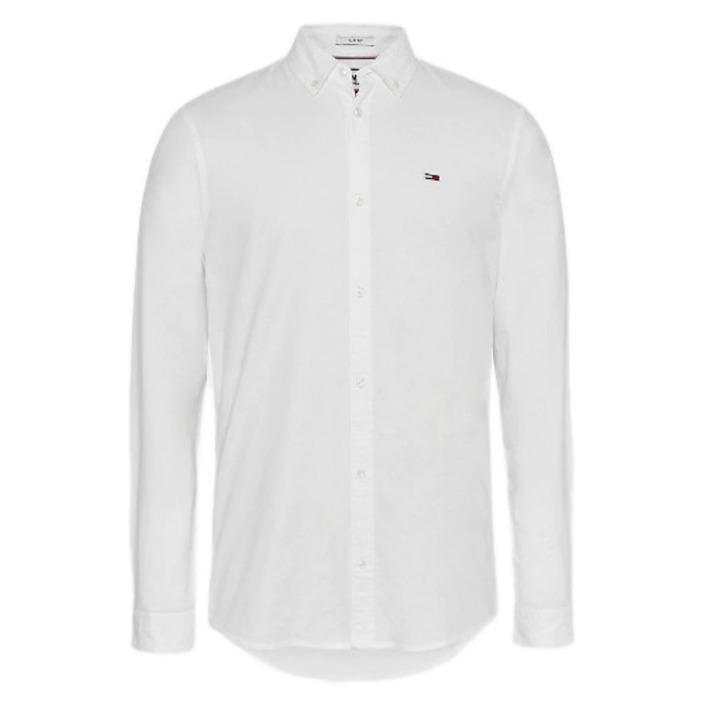 Tommy Hilfiger Men's Shirt White 199676 - white XL