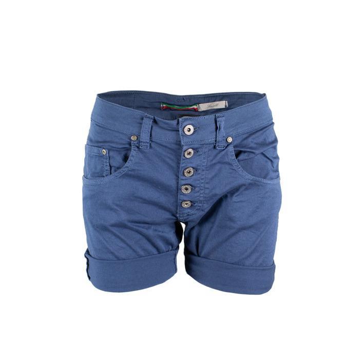 Please Women's Short Blue 164597 - blue XS