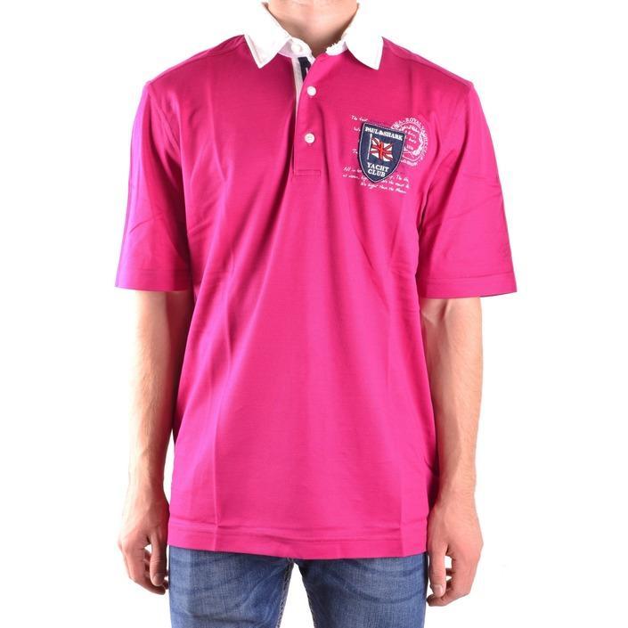 Paul&shark Men's Polo Shirt Liliac 163198 - liliac L