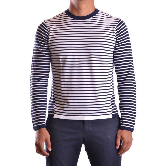 Michael Kors Men's Sweater Black 161531 - blue XL