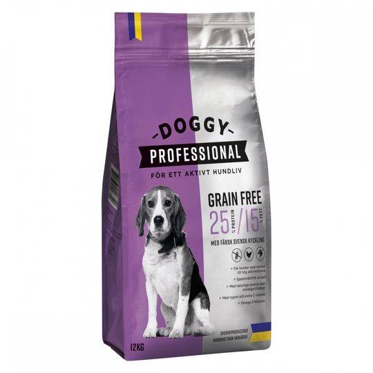 Doggy Professional Grain Free (12 kg)