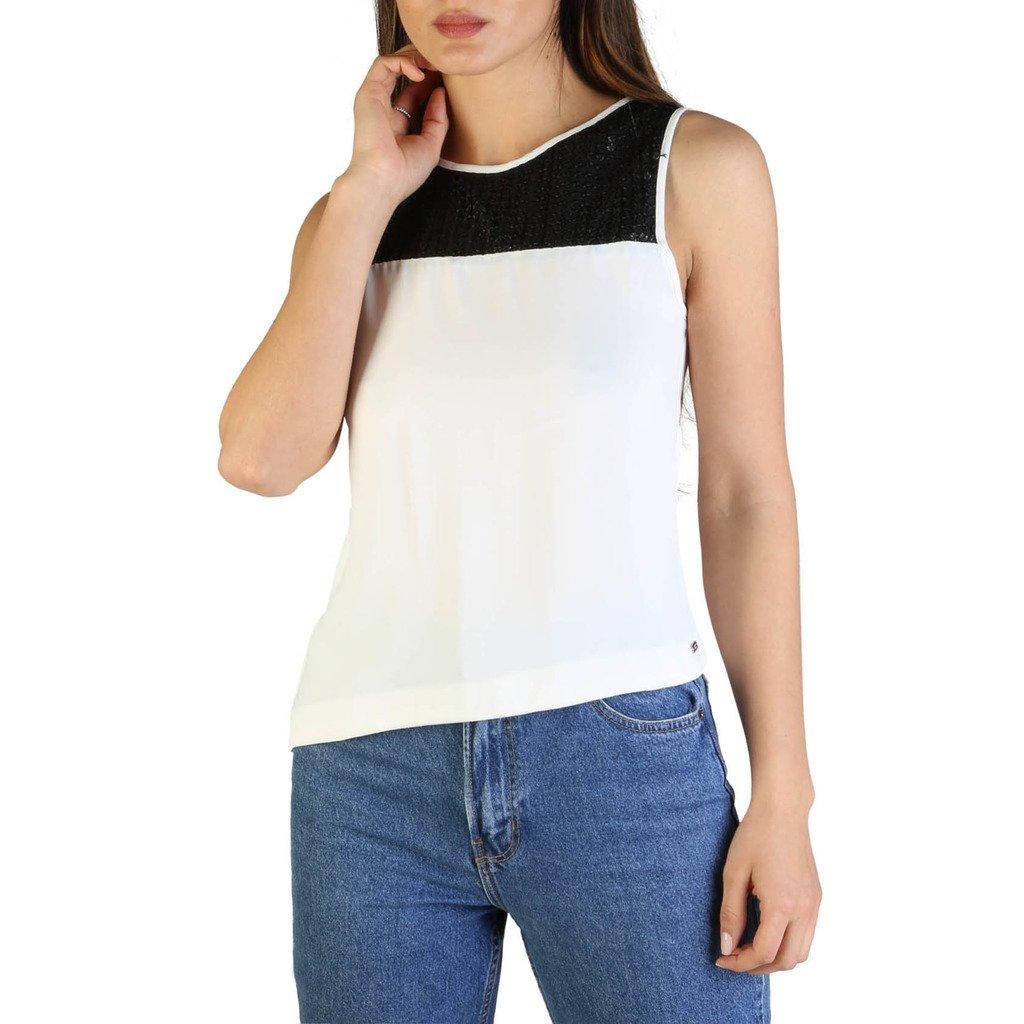 Armani Exchange Women's Top White 3GYH34_YNU6Z - white XL