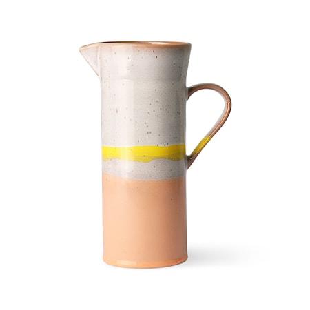 70s ceramics Kanna Sunrise
