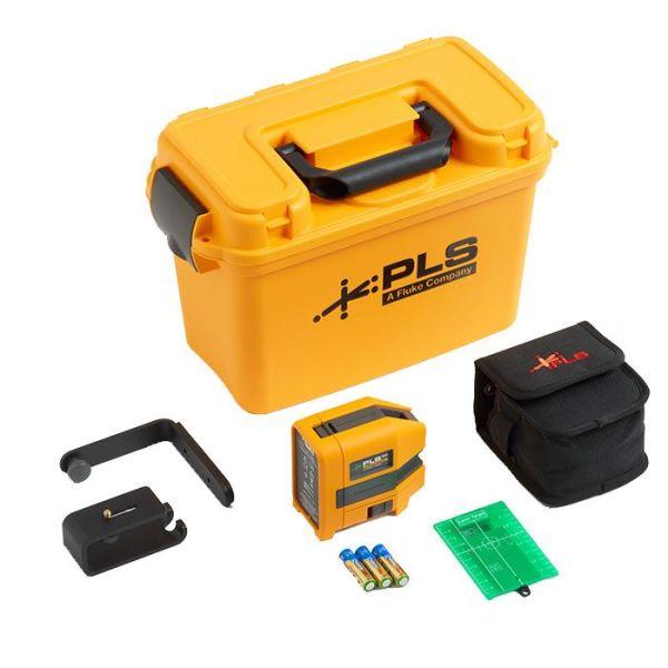 PLS 3G KIT Laserit vihreä, kanssa lisälaitteet