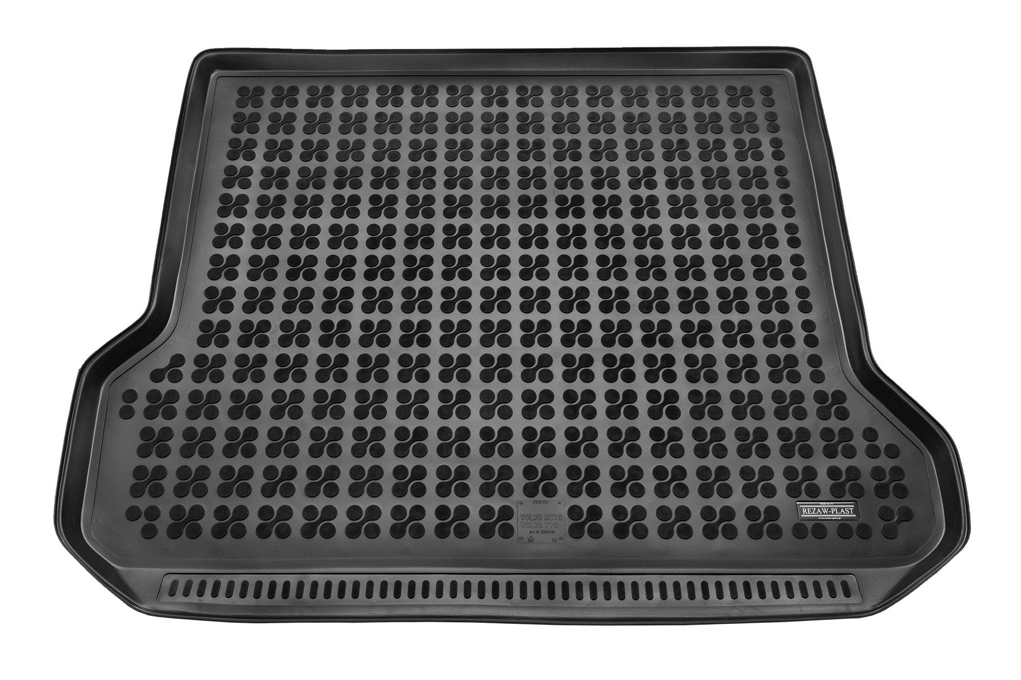 Tavaratilan matto REZAW PLAST 232910 Volvo V70 III, XC70 II