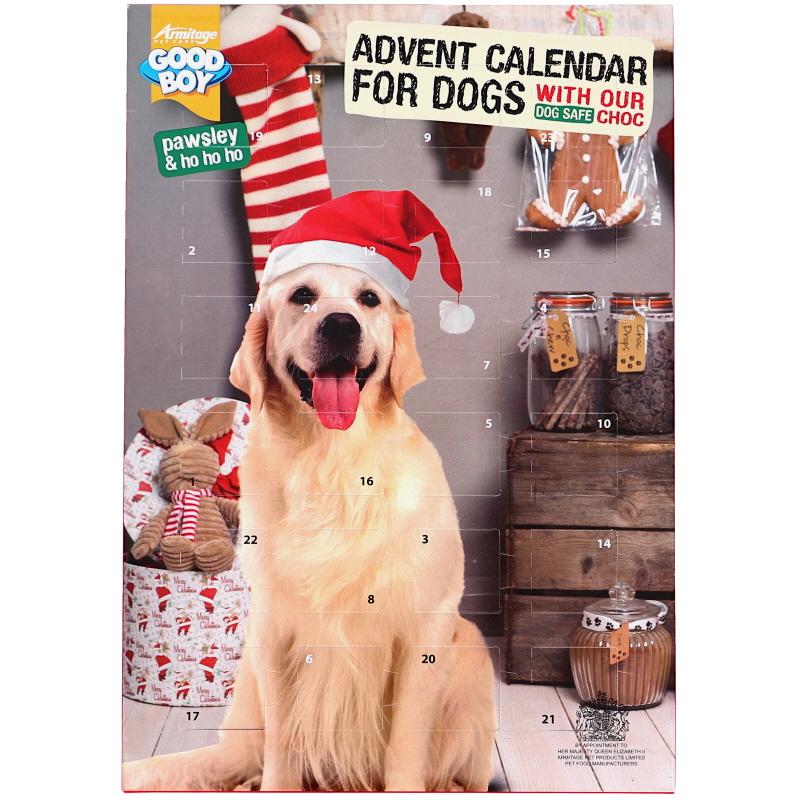 Koiran Joulukalenteri - 77% alennus