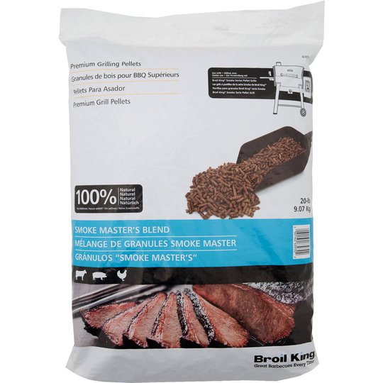 Broil King Smoke Masters Blend träpellets
