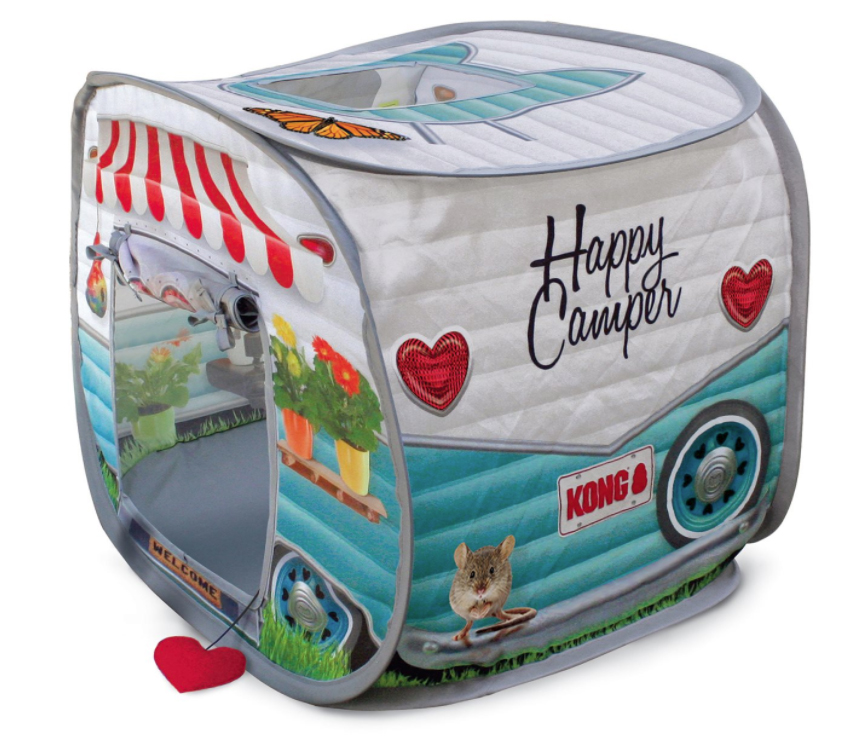 Kong Cat Play Spaces Camper