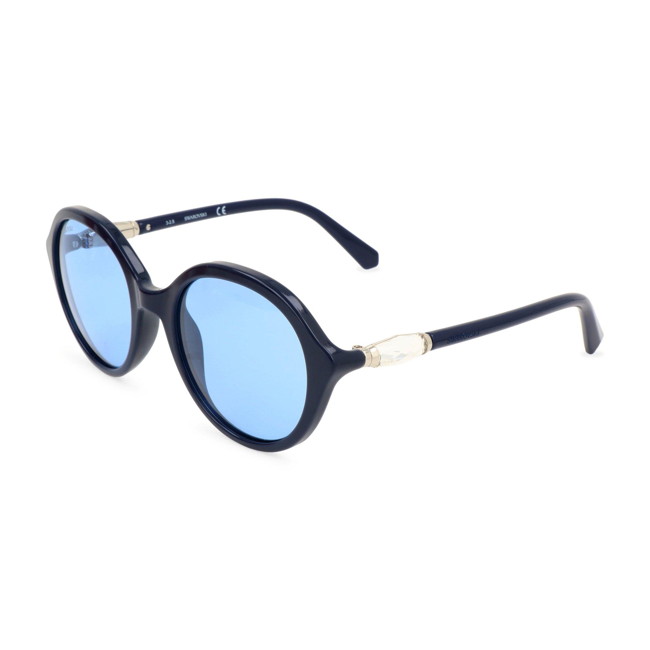 Swarovski Women's Sunglasses Various Colours SK0228 - blue NOSIZE