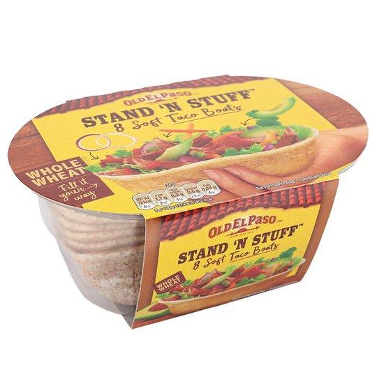 Tortillabröd Stand 'n' Stuff - 21% rabatt