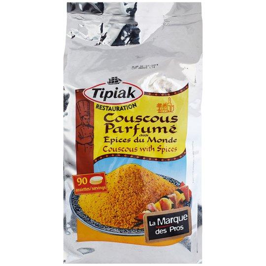 """Couscous """"Spices"""" 4,5kg - 74% rabatt"""