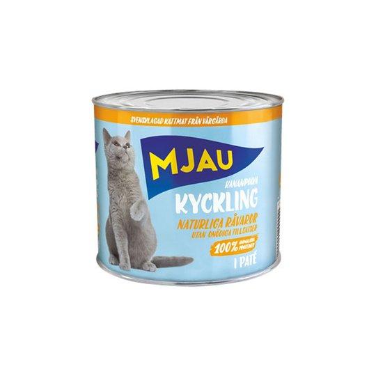 Mjau Paté med Kyckling