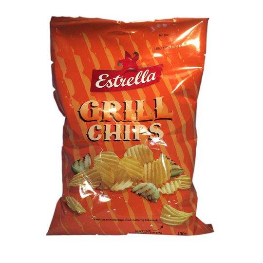 Grillchips 100g - 61% rabatt