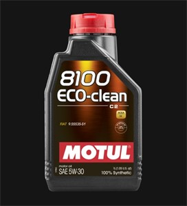 Motul 8100 ECO-CLEAN 5W-30, Universal
