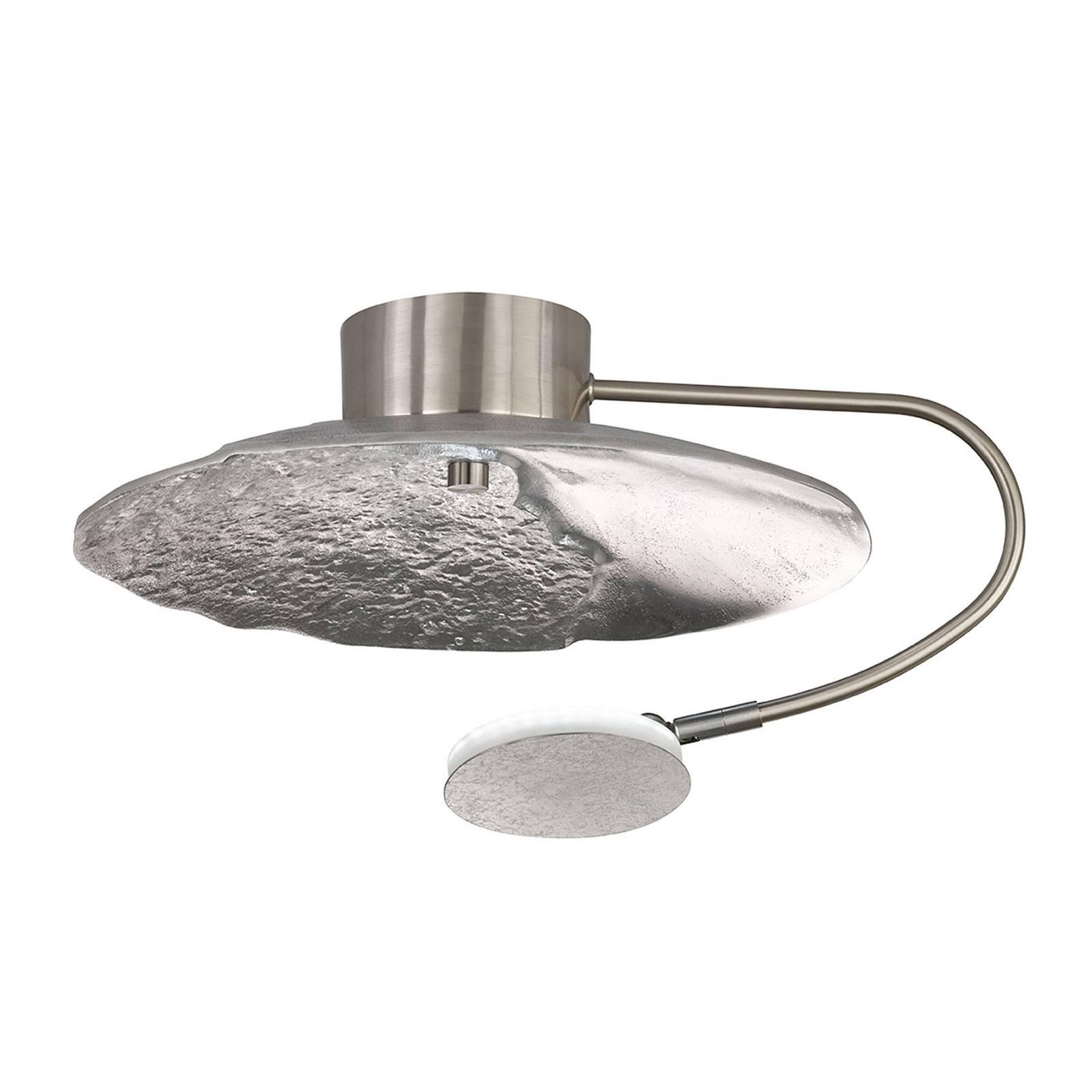 LED-kattovalaisin Rennes kaukosäätimellä, Ø 38 cm