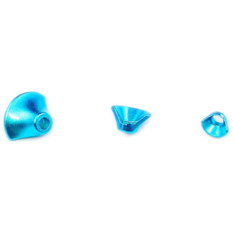 FITS 1/2 Turbo Cones Blue Met Micro Frödin Flies