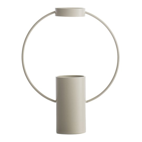 Sagaform - Moon Vas 30x23,5 cm Beige