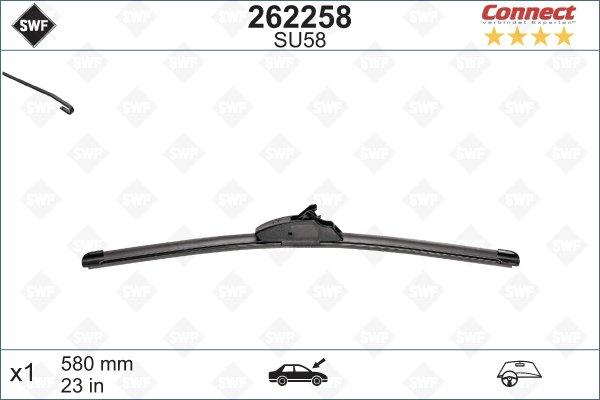 Flatblade SU58 580