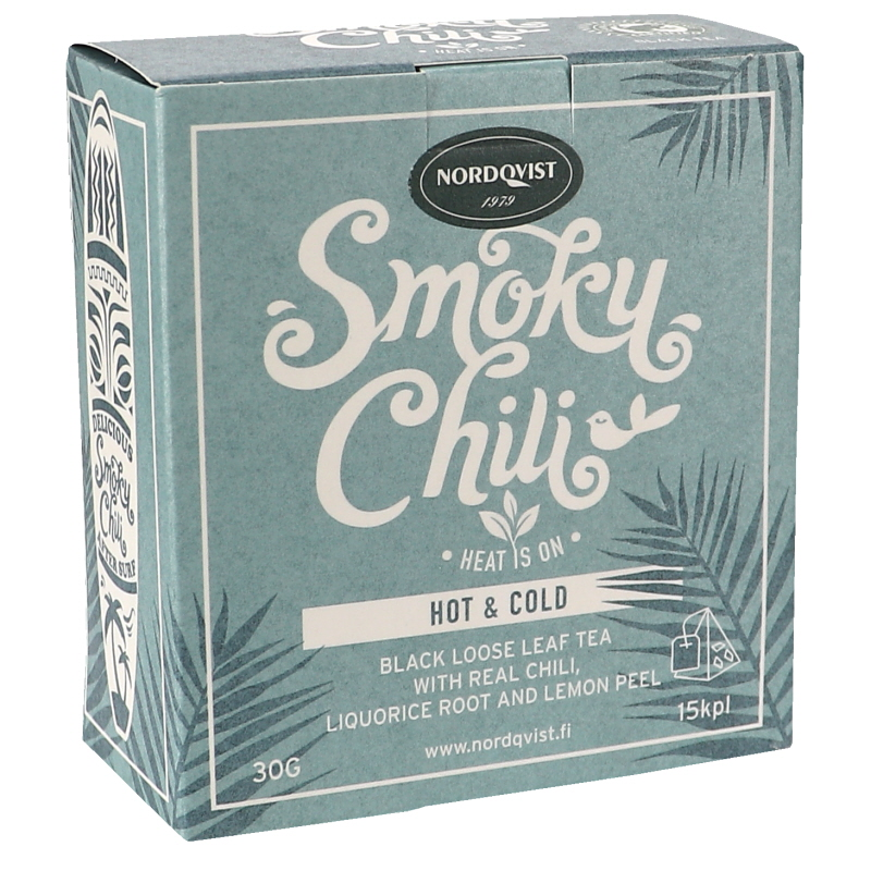 Smoky Chili Pyramiditee 15kpl - 30% alennus