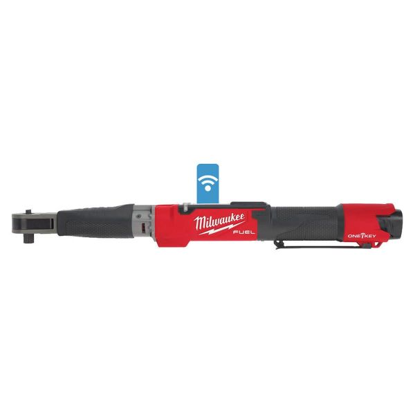 Milwaukee M12 ONEFTR12-201C Momentnøkkel med batteri og lader