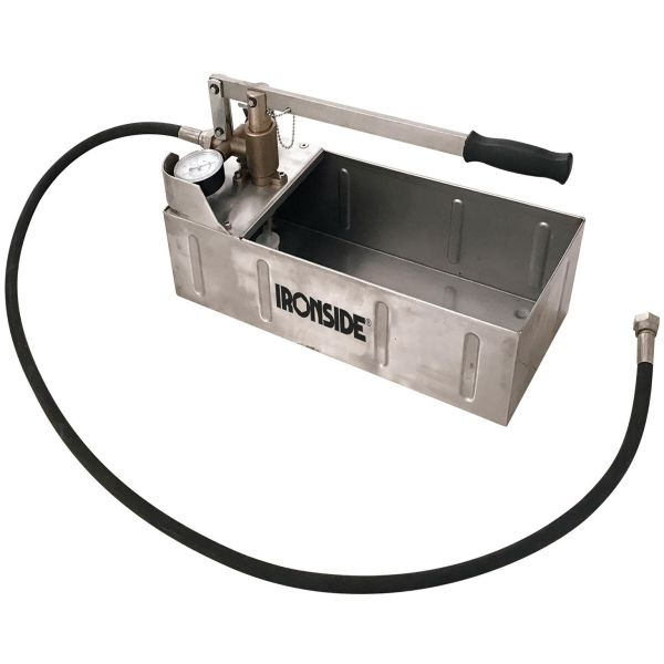 Ironside 100823 Prøvetrykkingspumpe 60 bar/870 psi