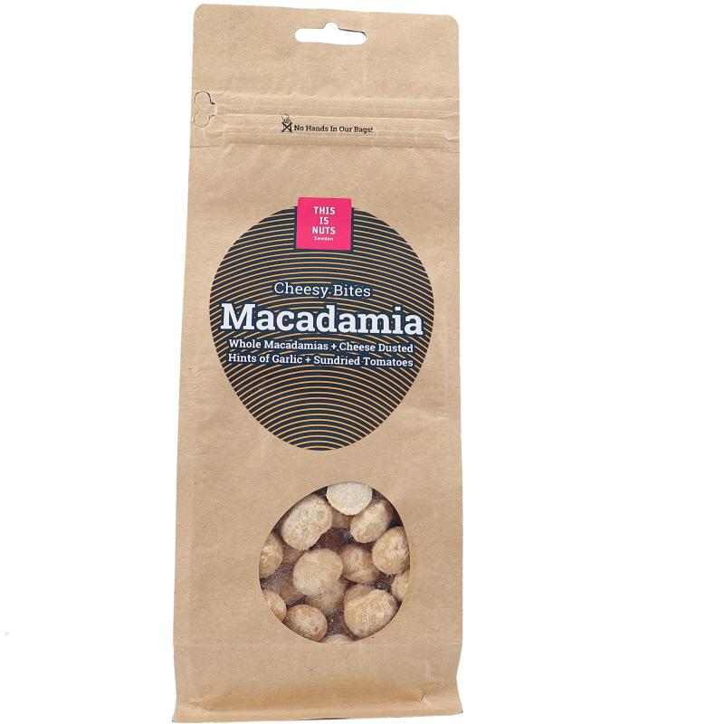Cheesy Bites Macadamia - 58% rabatt