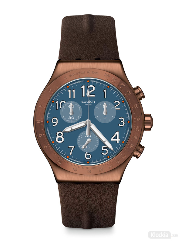 SWATCH Back To Copper 43mm YVC100
