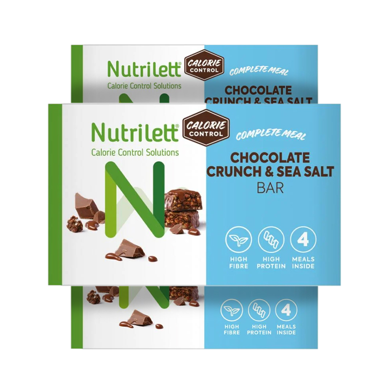 Måltidsersättning Bar Chocolate Crunch & Seasalt 3-pack - 41% rabatt