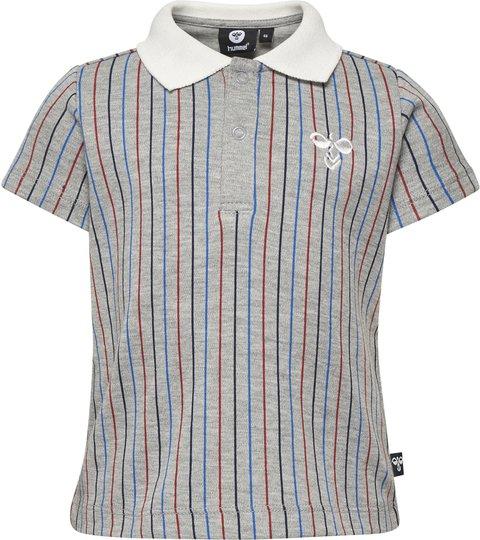 Hummel Zane T-Skjorte, Grey Melange 68