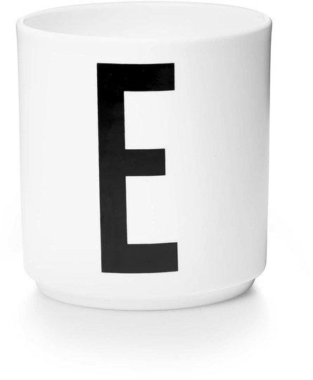 DL Kopp Porselen E, Hvit