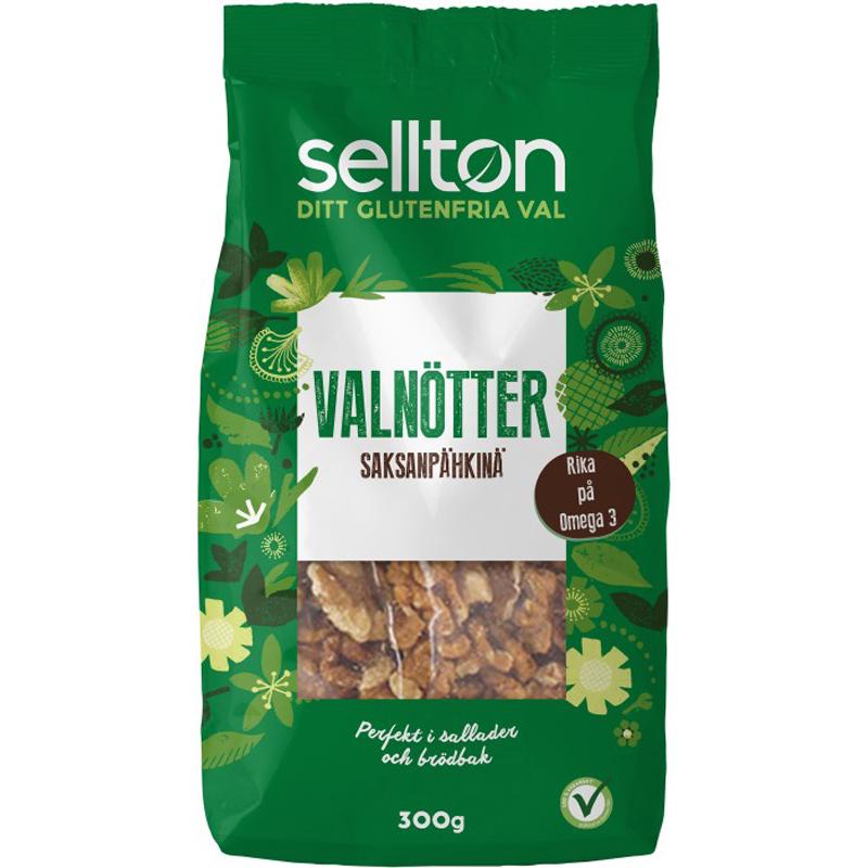 Valnötter 300g - 40% rabatt