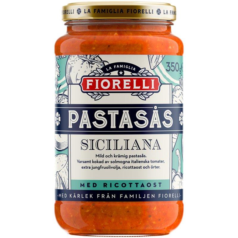 Pastasås Siciliana - 25% rabatt