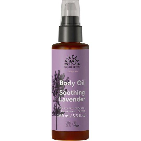 Tune In Body Oil Organic, 100 ml Urtekram Seerumit & öljyt