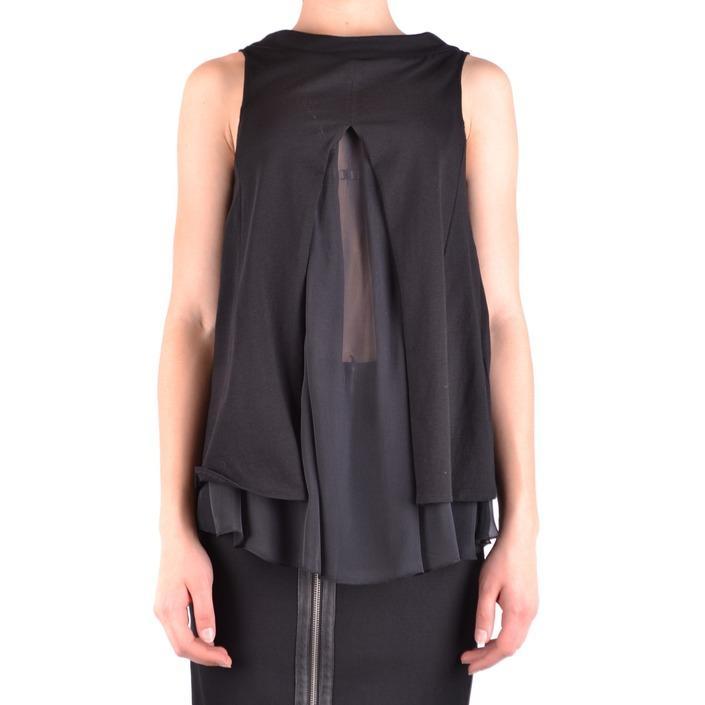 Dondup Women's Top Black 161281 - black XS