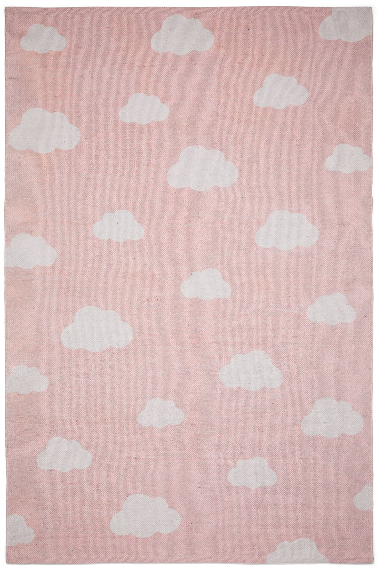 Cloudberry Castle Leikkialusta 100x150, Vaaleanpunainen