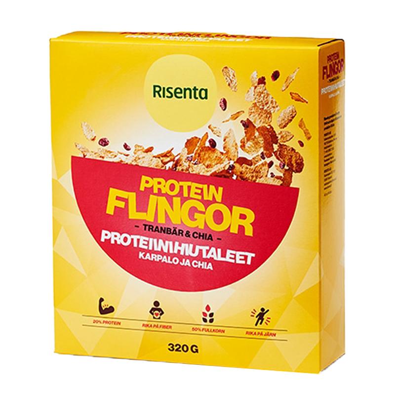 Proteinflingor Tranbär - 46% rabatt