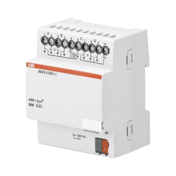 ABB 2CDG110130R0011 Verhomoottoriohjain 230 V Verholähtöjen enimmäismäärä: 4