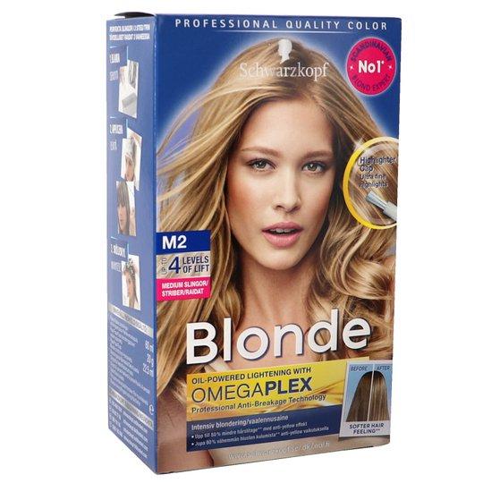 Hårfärg Medium Blond Slingor - 56% rabatt