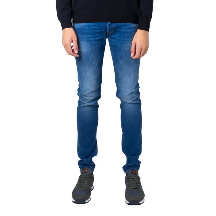 Diesel Men's Jeans Blue 240226 - blue W32_L34