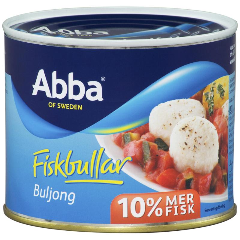 Fiskbullar 550g - 32% rabatt