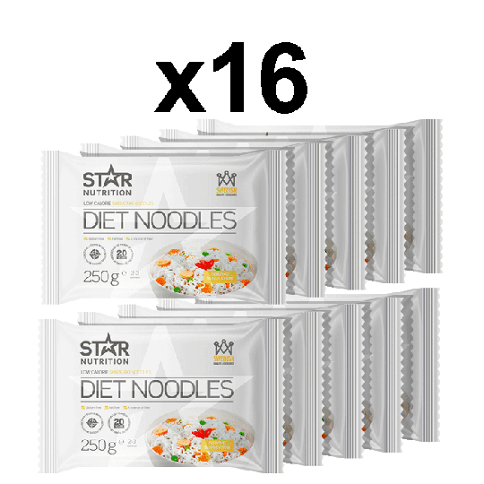 Diet Noodles BIG BUY, 4000 g