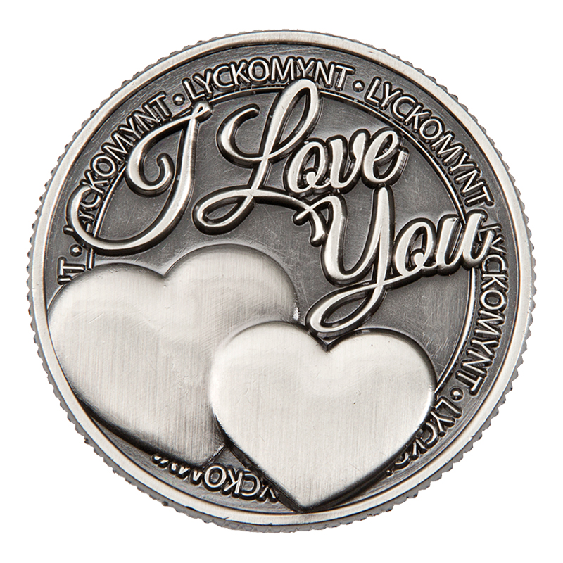 Lyckomynt - I Love You
