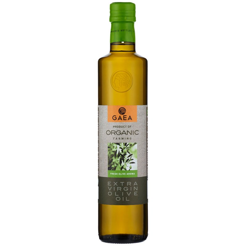 Luomu Oliiviöljy - 50% alennus