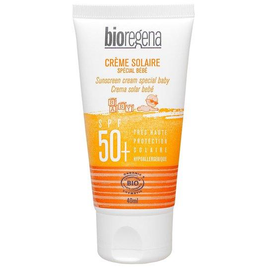Sunscreen Cream Baby, 40 ml Bioregena Aurinkosuojat